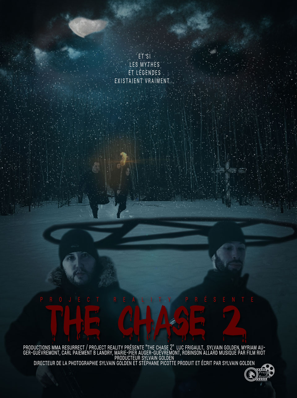 Poster The Chase 2